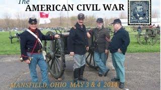 Mansfield Ohio CIVIL WAR SHOW 2014