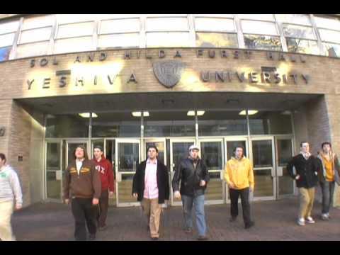 Yeshiva University Maccabeats sing Matisyahu's One Day (A cappella)