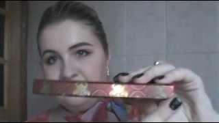 Обзор, мнение, свотчи, макияж Anastasia Beverly Hills Tamanna palette