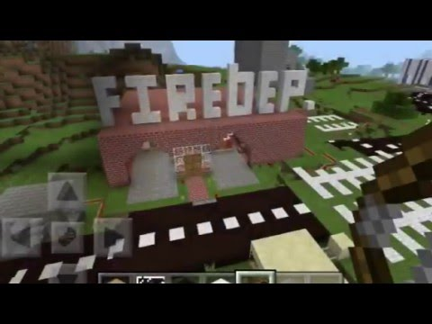 20 Things To Build In Minecraft PE When Bored - YouTube
