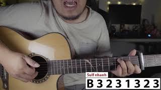 [Guitar] Hướng dẫn: Có chàng trai viết lên cây - Phan Mạnh Quỳnh