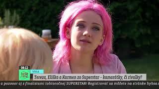 Baixar TELERÁNO - Tereza, Eliška a Karmen zo Superstar – kamarátky, či rivalky?