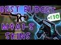 Top 5 BEST CHEAP BUDGET M4A1-S SKINS (2019)