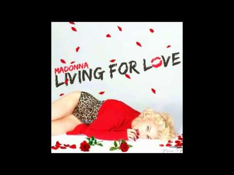 Madonna - Intro + Living For Love