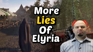"""Why Are you Making A Different Game Now?"" Chronicles of Elyria Update Episode 5"