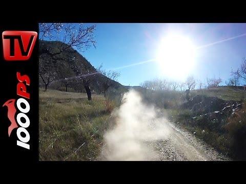 Enduro Wandern - BMW Motorrad Testcamp Almeria 2014