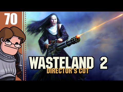 Let's Play Wasteland 2: Director's Cut Part 70 - Salt Lake Park