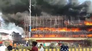 JABALPUR RANJHI KHANDELWAL FURNITURE SHOWROOM SHOT CIRCUIT😰😰