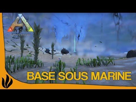 ARK: Survival Evolved FR #40 (S5) - PRESENTATION UNDERWATER: UNE BASE SOUS L'EAU !