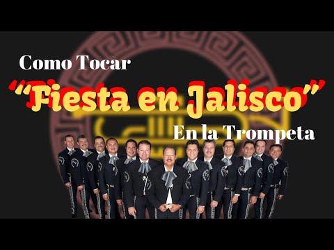 """como-tocar-""""fiesta-en-jalisco""""-mariachi-vargas-de-tecalitlan-en-la-trompeta"""
