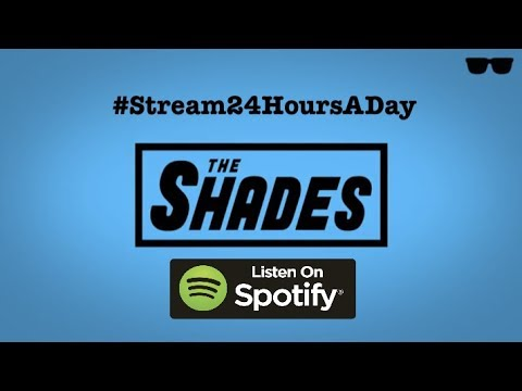 The Shades - 24 Hours A Day (Lyric Video)