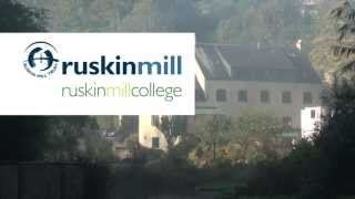 About Us - Ruskin Mill College