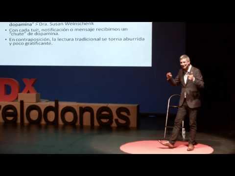 ¿El fin de la lectura tal y como la conocemos? | Roger Domingo | TEDxTorrelodones