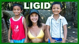 FOREIGNERS Play FILIPINO KID GAMES // Camiguin Island