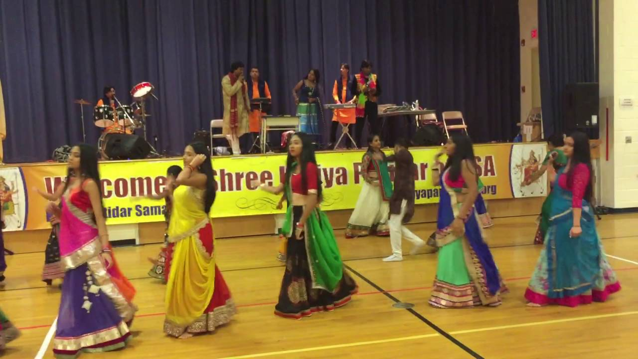 Umiya Dham New Jersey Navratri Garba Oct 7 2016