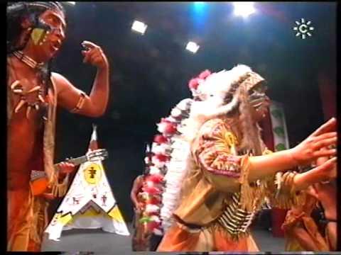 Chirigota Los Arapahoe que Joe FINAL | Actuación Completa | Carnaval de Cádiz 1998