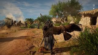 Assassin's Creed: Origins [Истоки] - Загадка папируса ''Справедливые законы''