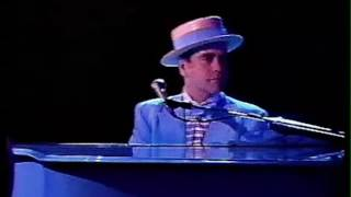 Elton John Blue Eyes I Guess That 39 S Why They Call It The Blues Live In Sydney Australia 1984 Hd