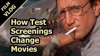 How Test Screenings Change Movies