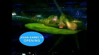 Download lagu VladimirKiri: AsianGames2018/ OpeningCeremony (как это было!)