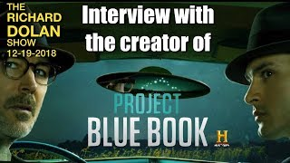 Project Blue Book the Series. A discussion with the shows creator, David OLeary.