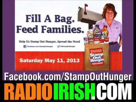 STAMP OUT HUNGER WITH FEEDING AMERICA AND UNITED STATES POSTAL SERVICE
