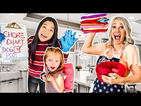 After School/ Night ROUTiNE with a LARGE Family of 18! + Giveaway!!!