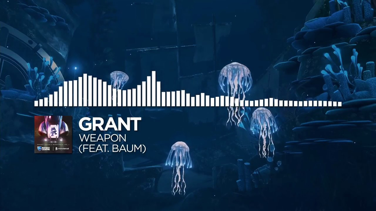 Grant - Weapon (feat. Baum) [Monstercat Release] - Nhạc EDM gây nghiện