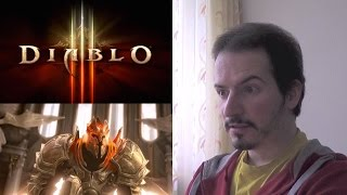 DIABLO 3 - All Cinematic Acts REACTION & REVIEW