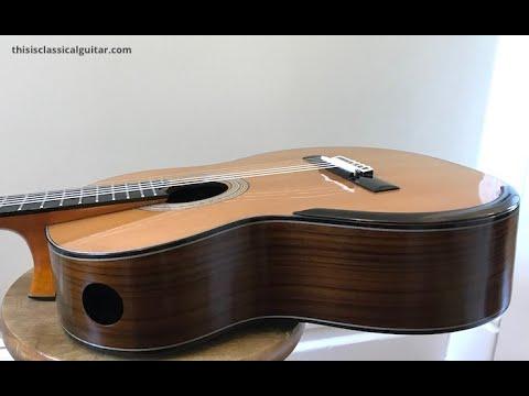 Review: De Cascia, Sylvia Model Classical Guitar