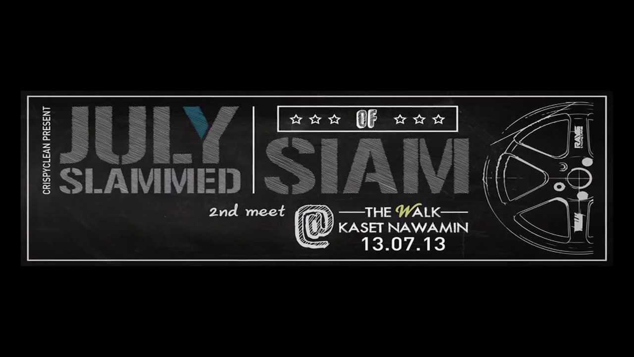 CrispyClean | S.O.S. Slammed Of Siam Meet 2 HD