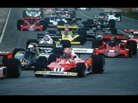 1977 Formula 1 cars @Nurburgring (Dusk)