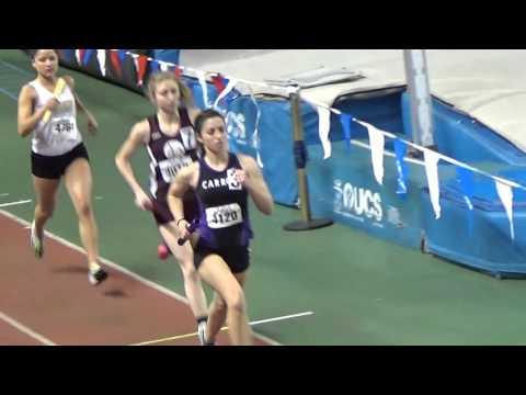 2016 NAIA Indoor Championships Women