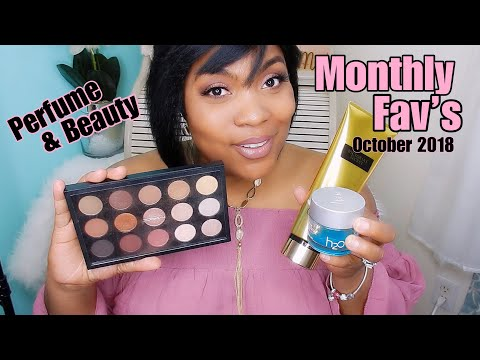 Monthly Favorites October 2018! Perfume Collection Storage? thumbnail