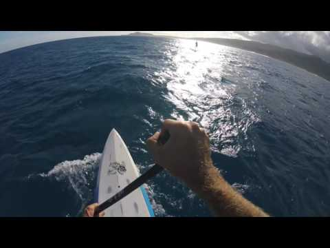 SUP downwind coaching- more common mistakes and tips