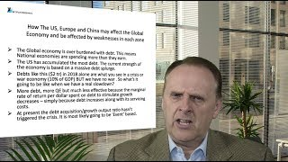 Financial Collapse - Europe, China and the USA - The Potential Collapse Triggers Part 2
