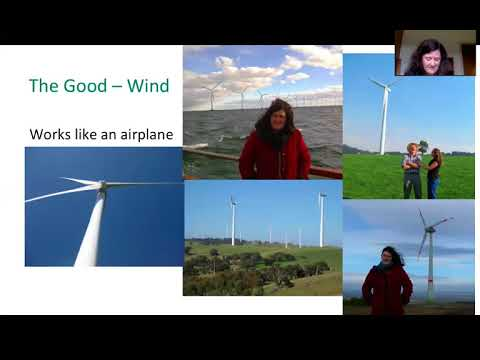C4CE Webinar 2017 - Intro to the Energy System - Energy Technologies