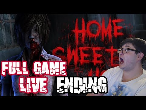 LET'S FINISH THIS | HOME SWEET HOME| THAI HORROR GAME | Livestream ????