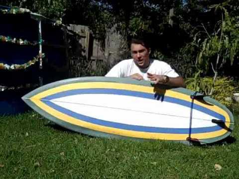 How to shape a surfboard.wmv