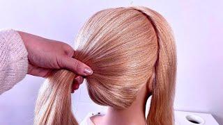 5 Причесок на длинные и средние волосы Вечерние женские прически