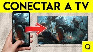 Conectar TELÉFONO a TV (Smart TV,Chromecast,Apple Tv) | SIN CABLES en Android & iOS (Quickcast 2019)