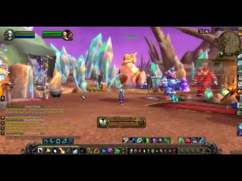 World of Warcraft: A Quest a Day Keeps the Ogres at Bay (exalted Ogri'la)