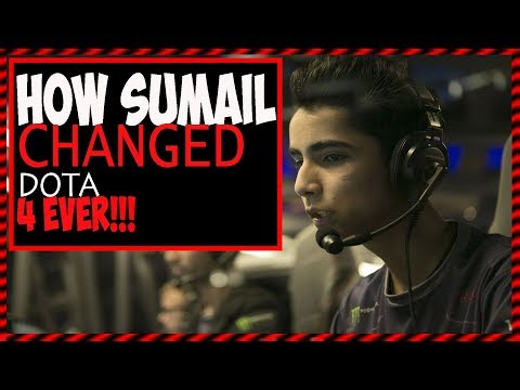 How Sumail CHANGED DOTA For ETERNITY!!!