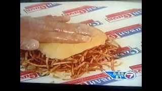 "The Grind Burger Battle On ""bite With Belkys""/wsvn 7"