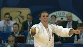 Judo-Grand-Prix: Doppel-Gold für Österreich