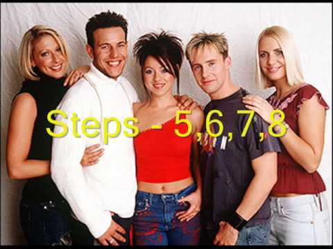 Steps - 5, 6, 7, 8 (Official Video) - YouTube