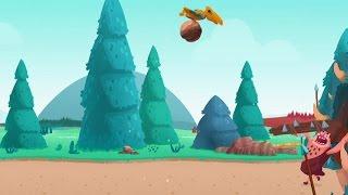 Dino Bash - Dinosaurs vs Cavemen Defense - Game Alliance Level 5-7