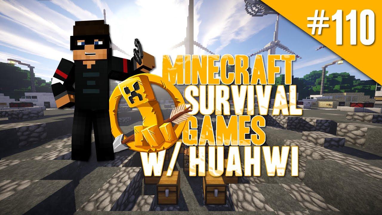 Minecraft 110 Videojuegos: Minecraft Survival Games #110: No Poo? Choc?