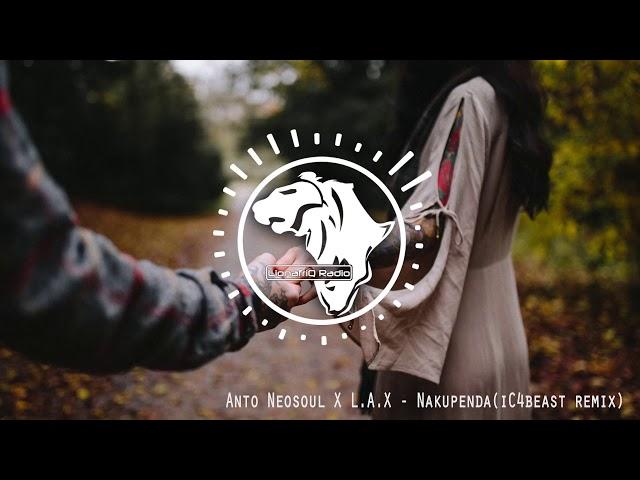 Anto Neosoul & L.A.X FINE BOY - Nakupenda (iC4beast Remix)