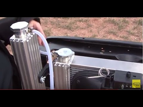 Expansion Amp Overflow Tanks Differences Radiator Cooling